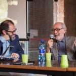 Giorgio Zanchetti and Emilio Isgrò